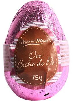 Ovos de Páscoa Pink - Bicho de Pé (Amor aos Pedaços)