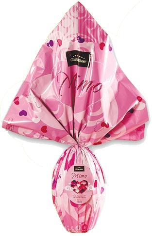 Ovos de Páscoa Pink - Mimo (Cacau Show)
