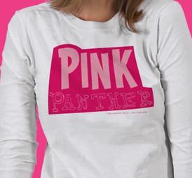Blusa da Pantera Cor-de-Rosa (em inglês: Pink Panther)