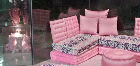 casa cor-de-rosa de boneca - Casa Cor 2010