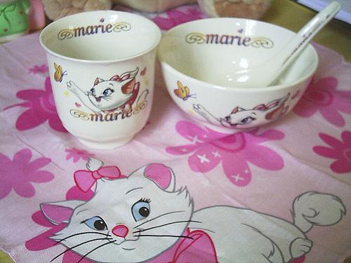 Cosinhas cor-de-rosa da Marie-Chan da blogueira Evelyn Regly