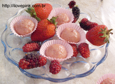 Beijinho Rosé de Frutas Vermelhas