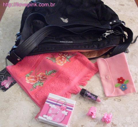 Promoção 1 ano de  I Love Pink