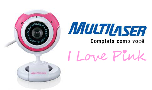 Webcam  Multilaser
