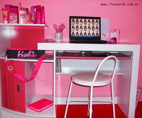 I Love Pink - Meu Quarto Cor de Rosa: Mandy