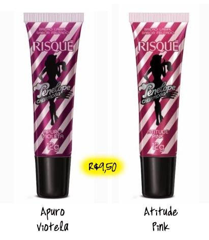 I Love Pink - Gloss Penelope Charmosa