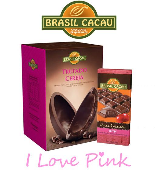 Sorteio Kit Brasil Cacau - Trufado Cereja