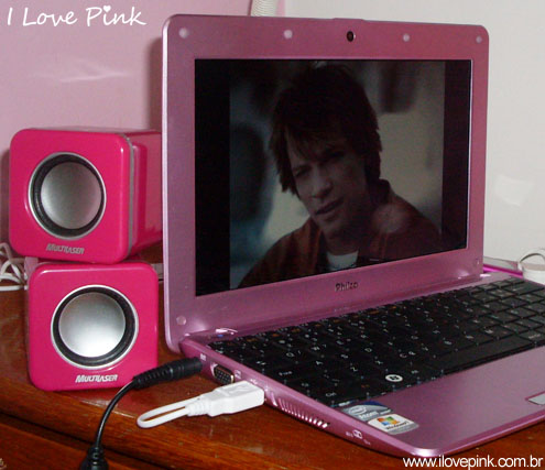 Sorteio de Caixa de Som Pink da Multilaser