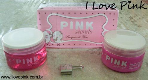 I Love Pink - Pink Secrets L'acqua di Fiori