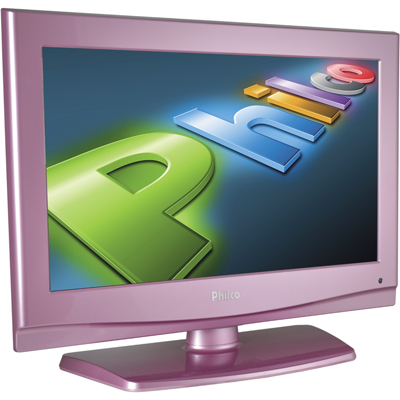 Tv Lcd Cor De Rosa Pictures to pin on Pinterest