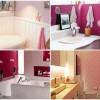 Um banho de pink em seu banheiro