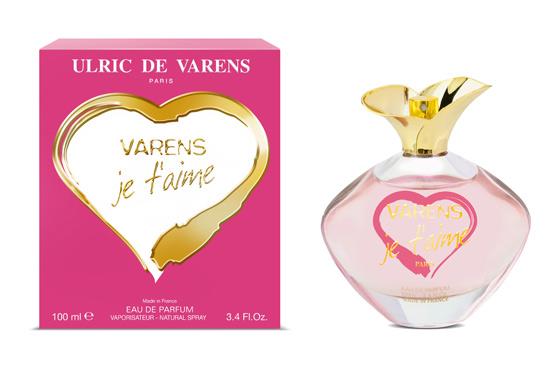 Perfumes pink