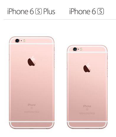 iPhone cor de rosa - ouro rosa - rose gold edition