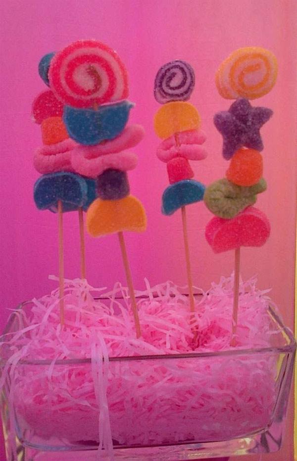 Decoração de Festa Circo Cor de Rosa