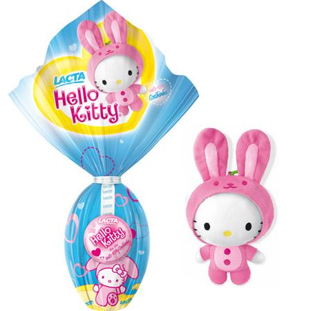 Ovos de Páscoa Pink - Hello Kitty (Lacta)