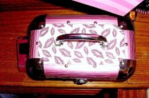 Maleta cor-de-rosa da blogueira Tamara - I Love Pink