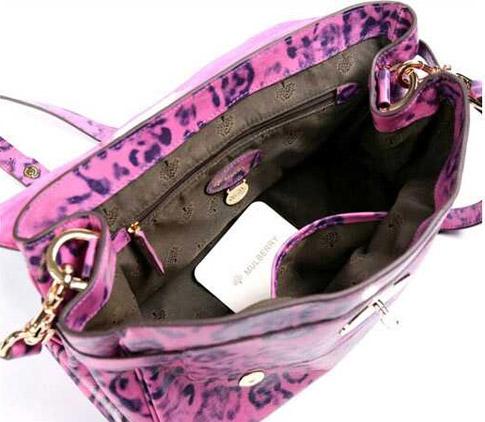 Pink Leonard Mulberry Alexa Bag