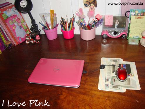 I Love Pink - Meu Quarto Cor de Rosa: Nicolly