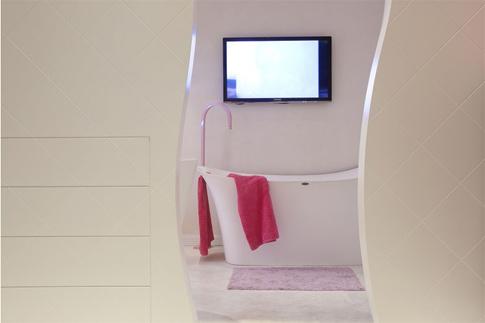 I Love Pink - Studio de Karim Rashid na Casa Hotel 2011