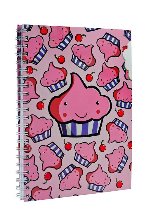 caderno nota 10 merengue