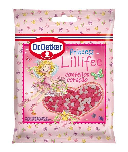 confeitos lillifee