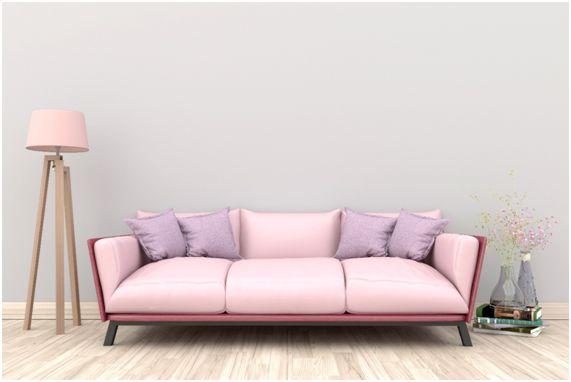 Decoração móveis rosa
