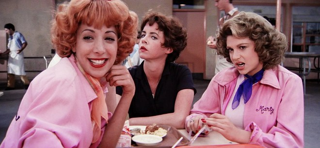 Pink Ladies - Grease
